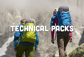 Men's & Women's Packs
