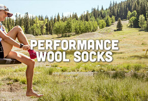 Wool Socks for the Active
