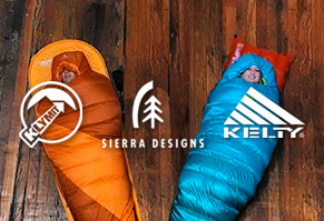 Premium Cold Weather Sleeping Bags
