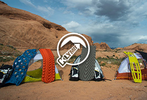 Camping Pads, Gear & Accessories