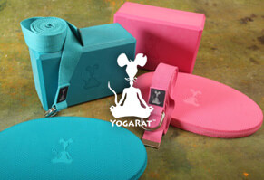 Yoga Mats, Towels & Accessories