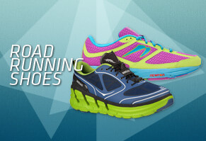 Footwear for Road Running
