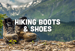 Footwear Built for Trekking