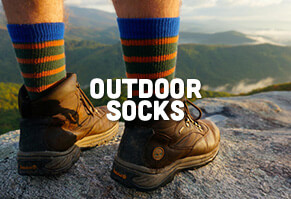 Socks for any Adventure