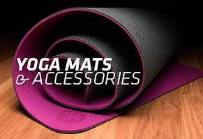 Yoga Mats, Blocks & More