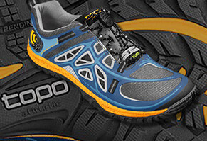 Ergonomically Designed Athletic Footwear