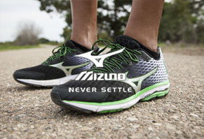 Running Footwear & Apparel – Men's