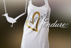 Endurance Inspired Jewelry & Apparel