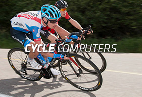 GPS, Bluetooth & Wired Cycling Computers