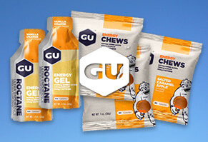 Long Lasting Energy – Gels & Drink Mix
