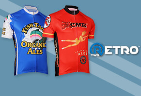 Retro Bicycle Jerseys for Men & Women