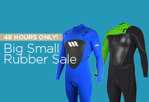 Wetsuits for the Tall & Short