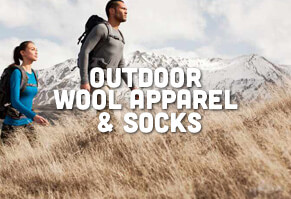 Wool Shirts, Pants & Socks
