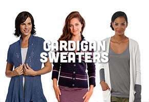 Easy Throw-on Style - Cardigans