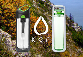 Innovative Hydration Bottles