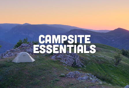 Tents, Sleeping Bags & More