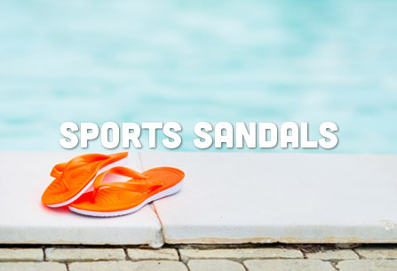 Sport Sandals up to 70% Off