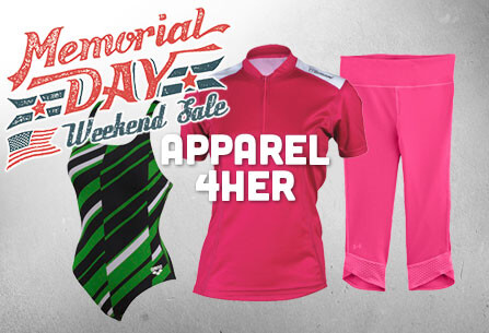Athletic & Casual Apparel – 4Her