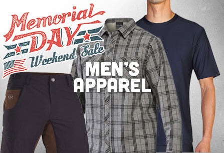 Athletic & Casual Apparel – Men's