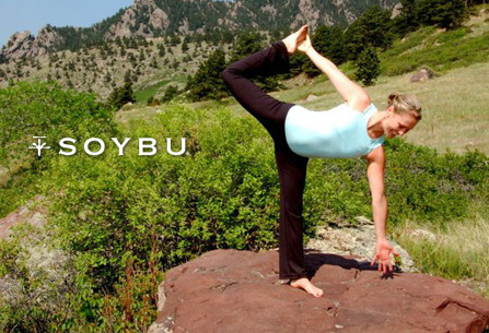 Yoga Inspired Apparel