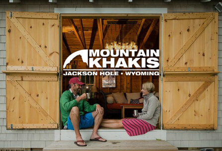 Mountain-Inspired Lifestyle Apparel