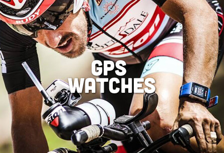 GPS & HR Fitness watches
