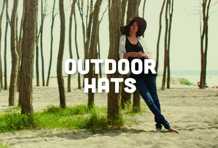 Sun Hats, Visors & More