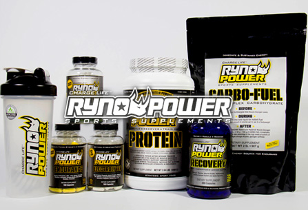 Sports Supplements & Accessories