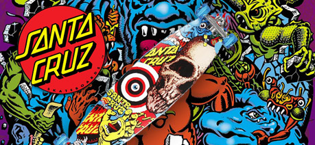 Santa Cruz Skateboards Wallpapers Pictures To Pin On