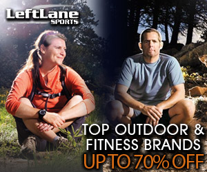 Save 70% OFF Top Outdoor Brands: Columbia, Patagonia, Salomon and more! LeftLaneSports.com