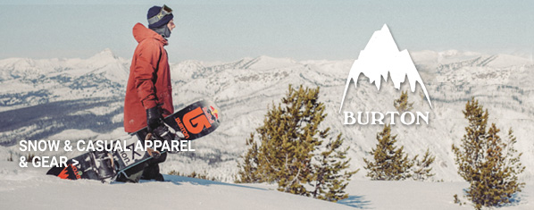 Featured Brand Shop- Burton