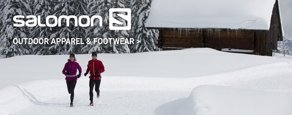 Featured Brand Shop- Salomon