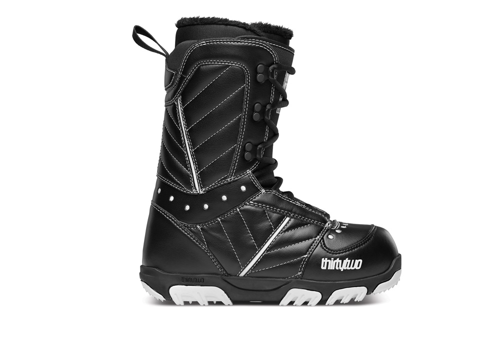 leftlane sports thirtytwo prion snowboard boots 2014