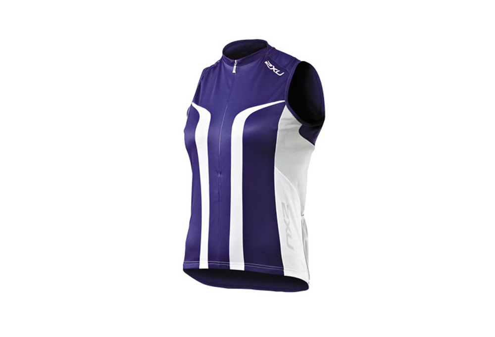 2XU Sublimated Sleeveless - Womens