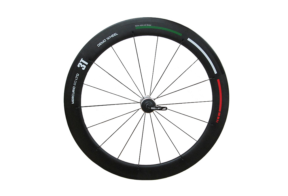 3T Mercurio 60 LTD Wheel Set - black, one size