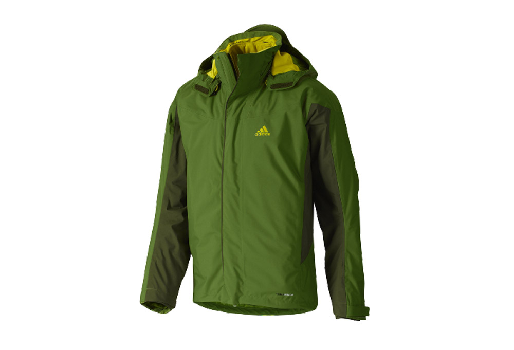 Adidas Hiking 3in1 CPS 2 Jacket - Mens