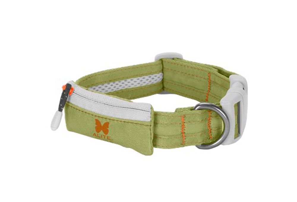 Alite Boa Lite Collar - presido green, medium
