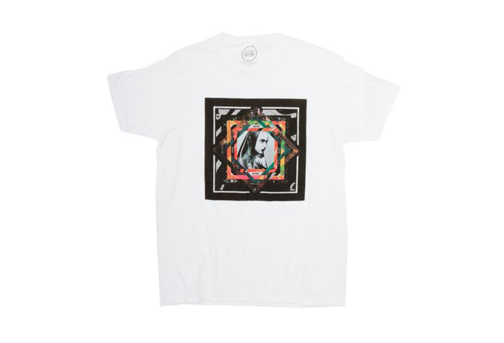 Ambig Dust Tee - Mens - white, small