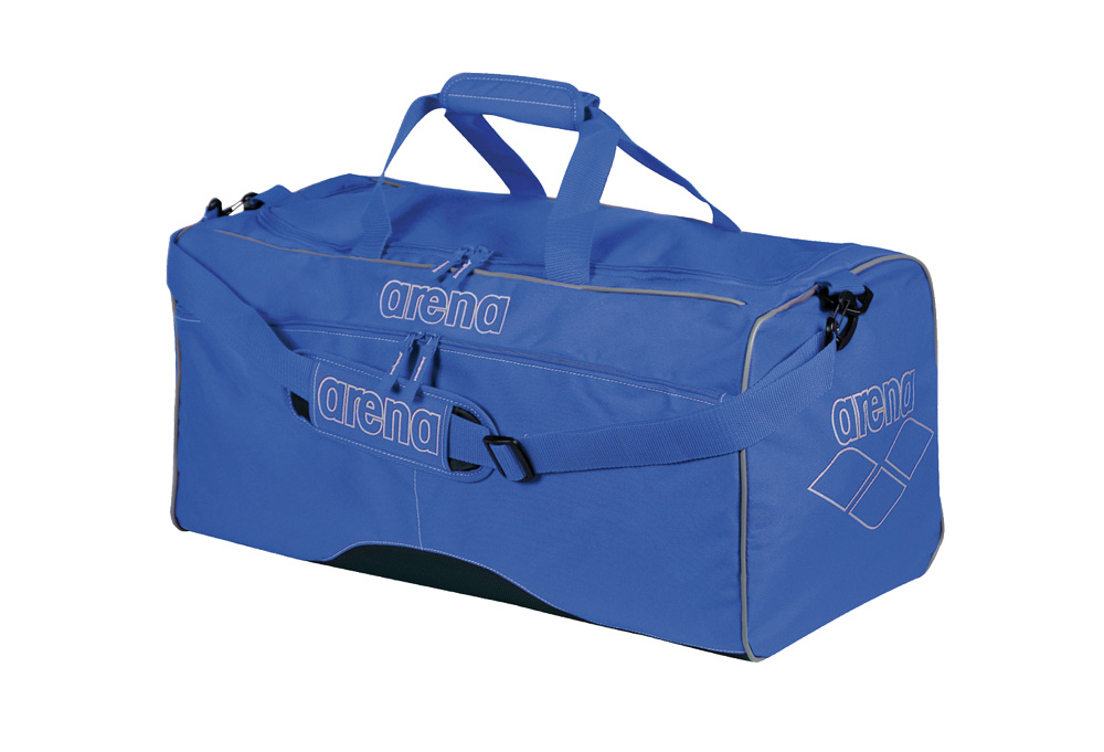 "Arena Team Large Duffle Bag - royal, 23.6""x11.8""x11.8"""