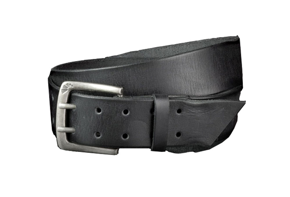 Armourdillo Tanner Oiled Black Belt - black, x-large