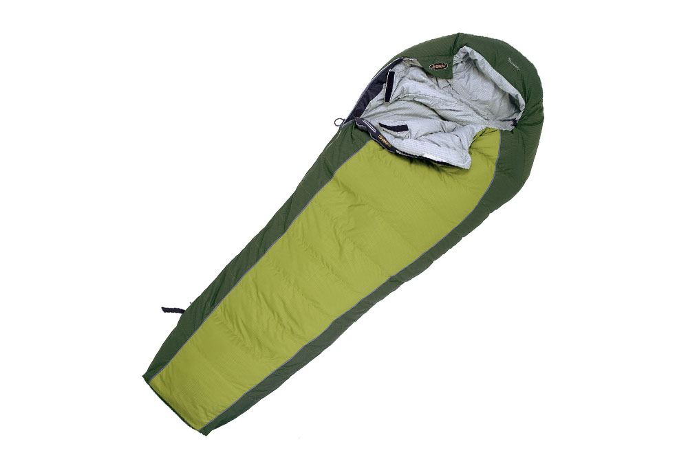 Asolo Sorrento -7c Mummy Sleeping Bag