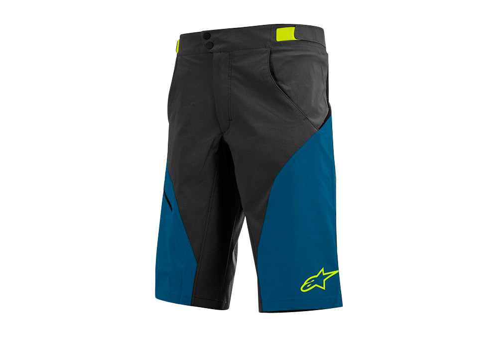 Image of alpinestars Pathfinder Shorts - Men's - black/royal, 32