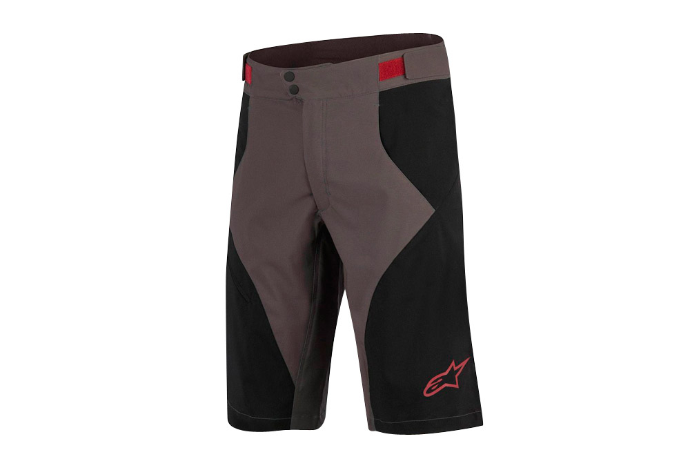 Image of alpinestars Pathfinder Shorts - Men's - dark shadow/black, 30