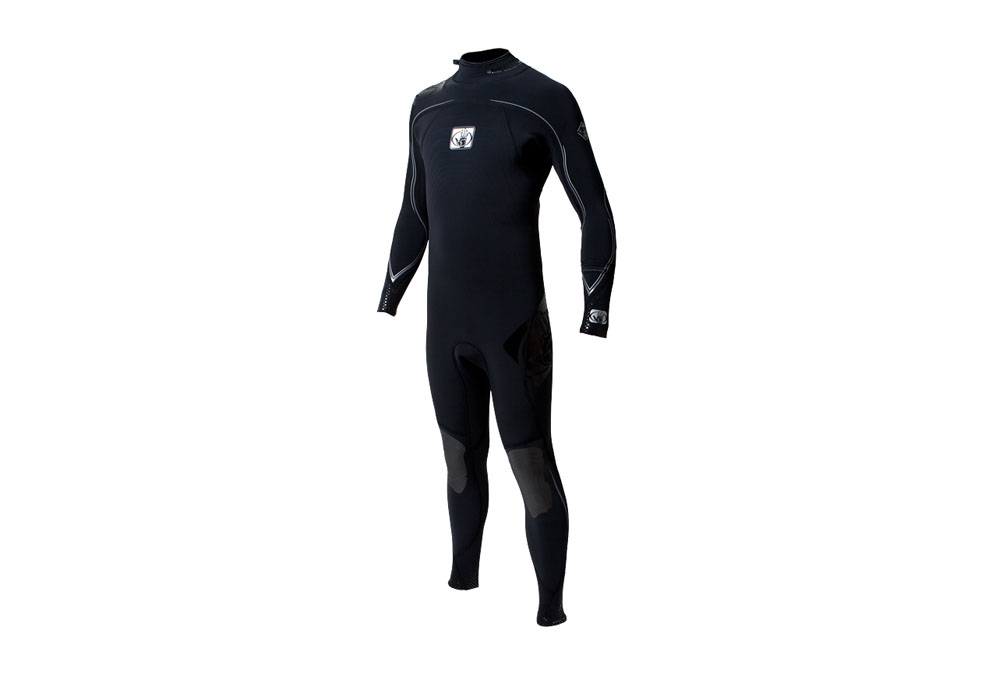 Body Glove 4/3 mm Vapor Fullsuit - Mens