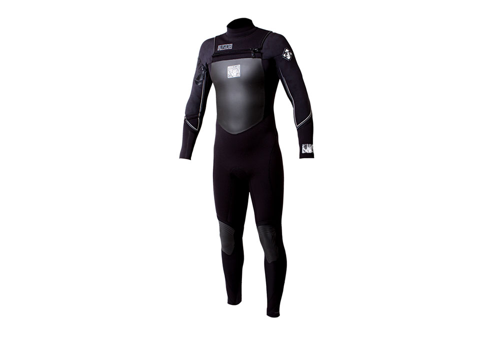 Body Glove 4/3 mm Fusion Neo-Zip Fullsuit - Mens