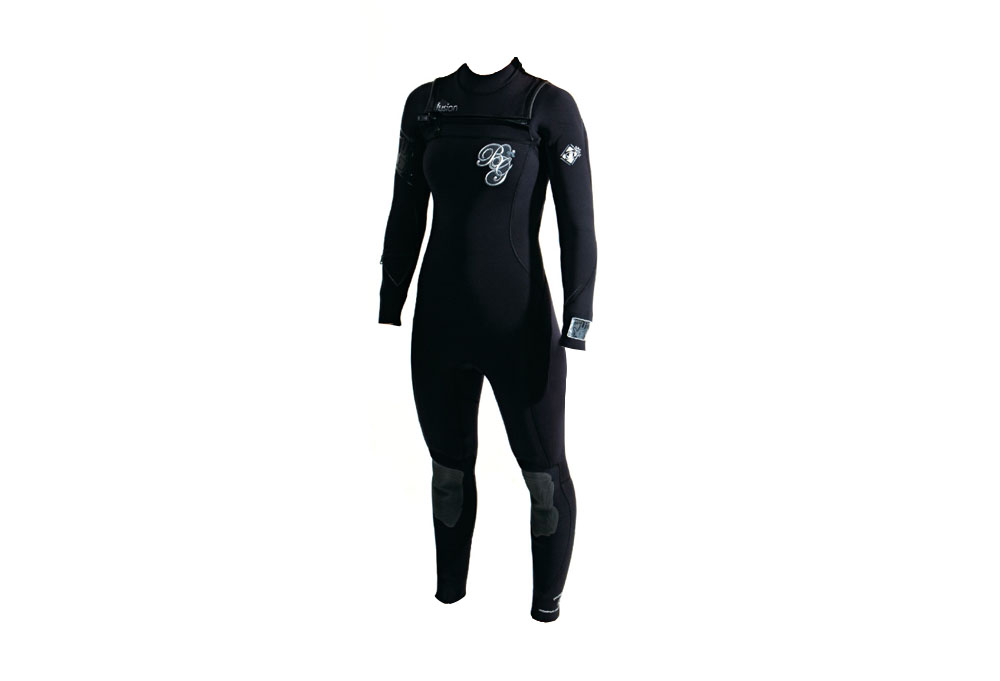 Body Glove 4/3 mm Fusion Neo-Zip Fullsuit - Womens