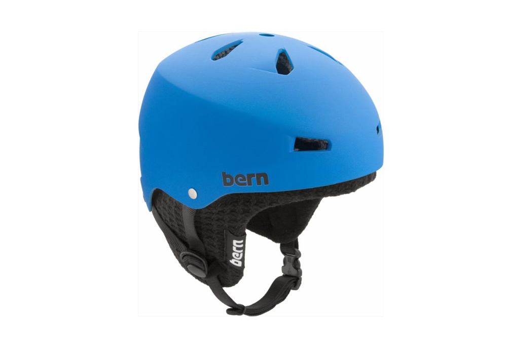Bern Macon Snow/Skate Hard-Hat - Mens