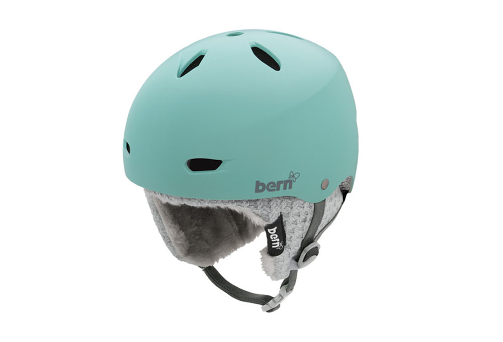 Bern Brighton Snow/Skate Hard-Hat - Womens