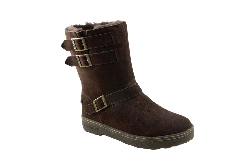 Bearpaw Miriam Buckle Boot - Womens