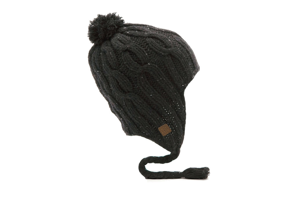 Coal Highland Flap Beanie - Unisex